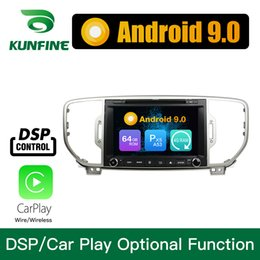 2019 subaru dvd spieler Android 9.0 Octa Core 4 GB RAM 64 GB ROM Auto DVD GPS Navigation Multimedia Player Autoradio für Kia Sportage 2016 Hendunit Radio