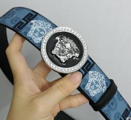 Cross-border2019 sources cuir genoux boutons cuir 2018 hommes ceintures vachette milieu et jeunes gens vintage manufact ? partir de fabricateur