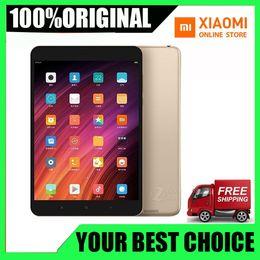 дешевые китайские таблетки, вызывающие wifi Скидка Планшетный компьютер Xiaomi Mipad 3 4 ГБ оперативной памяти 64 ГБ ПЗУ mi pad 3 планшета IMediaTek MT8176 Quad Core 13MP ноутбук Wi-Fi 7,9-дюймовый планшет Android