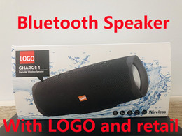 2019 pequeños altavoces bluetooth para iphone JBL Charge 4 altavoz inalámbrico bluetooth de alta calidad altavoz de música portátil pequeño altavoz caleidoscopio multi-audio con micrófono