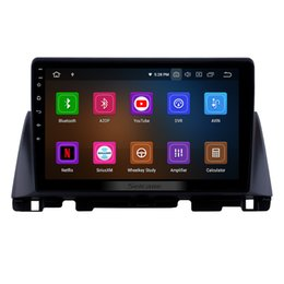 Canada Écran tactile Android 9.0 10.1 Stéréo de voiture pour 2016 KIA K5 avec Bluetooth Navigation GPS WiFi USB support voiture dvd caméra arrière caméra numérique Offre