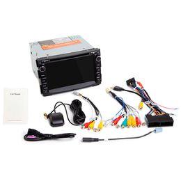 2019 dvd recargable 2 Din Car Radio DVD para el coche multimedia para Kia Ceed estéreo 2010-2012 Venga GPS GLONASS de navegación audio Jefe Unidad de vídeo rebajas dvd recargable
