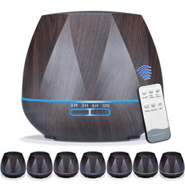 2019 macchina remota Diffusore di Olio Essenziale per Umidificatore a Controllo remoto Diffusore di Umidificatore per Umidificatori LED Aroma Diffusore Aromaterapia Diffuserlove RRA736 sconti macchina remota