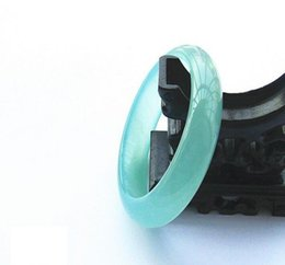 Jade verde-gelo on-line-Atacado autêntico natural quartzito jade gelo óleo verde jade pulseira