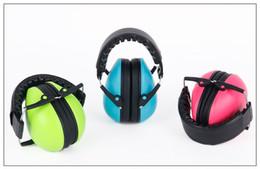 Ohrenschützer für kinder online-Baby-Ohrenschützer Kids Noise Reduction Headphones Gehörschutz Kinder Gehörschutz Schalldicht Lärmschutz Gehörschutz NRR: 25DB free ship