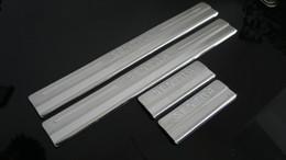 100% hochwertige autozubehör edelstahl seitentür verschleißplatte einstiegsleisten fit für nissan sentra 2012 2013 2014 von Fabrikanten