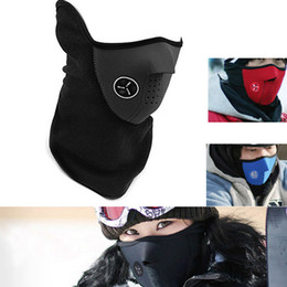 Polvere di guida maschere online-Maschere anti-polvere Cinghie invernali da corsa all'aperto Scaldacollo Scaldacuore Bicicletta Bicicletta da equitazione Maschera Testa Sciarpa Balaclava Bandana