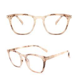 Designer Square Occhiali da lettura per donne e uomini Moda grandi lettori in alta qualità per lo sconto all'ingrosso vendita a basso costo spedizione gratuita da occhiali trasparenti in plastica trasparente fornitori