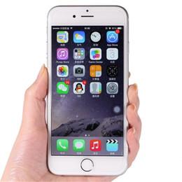 handy ohne kamera Rabatt Überholter freigesetzter ursprünglicher Apfel Iphone 6 Handy ohne Fingerabdruck-Funktion 4.7inch 1GB RAM 16 / 64GB ROM 8MP Kamera