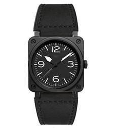 Relógios de quartzo quadrados militares on-line-Top Famosa Marca BR Men Watch Montre Homme Moda Esportes Militares Relógios de Quartzo Homens Quadrados Feminino Relógio Relogio masculino