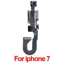 cavo di flessione della telecamera anteriore del iphone 5c Sconti Per iPhone 7 7g fotocamera frontale del sensore della luce di prossimità Flex Cable parti affacciate Cam di ricambio Tirato Nuovo