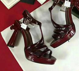 4010cfb508dba4 2019 sandali semplici del tallone delle signore Donne Sandali Tacchi Alti  Per Le Donne Signore 2019