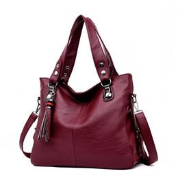 sacs à main en cuir bleu ciel Promotion Nouvelle arrivée Womens en cuir Designer luxe sacs à main sac à main, femmes Designer luxe sac à main, designer main sacs à bandoulière