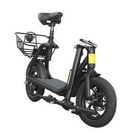 Single Drive 350W 36V Puissant vélo électrique avant et arrière disque Système de freinage ? partir de fabricateur