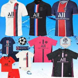 2019 club america jersey azul 19/20 Hombres Paris Santos Germain PSG jerseys 10Neymar Kylian Mbappe Edinson Cavani Mauro Icardi Di María Meunier Matuidi rabiot Jersey
