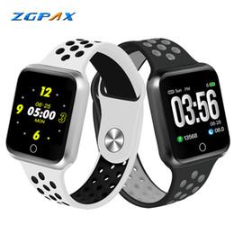"ZGPAX S226 Smart Watch Men Women 1.3"" Colorful Screen Sport Modes Life Waterproof Blood Pressure Heart Rate Monitor Smartwatch от Поставщики телефон запястье sim sos gps"