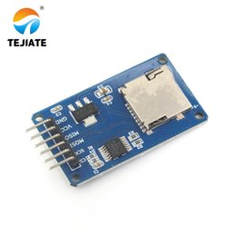 module spi Coupons - Micro SD Storage Expansion Board Micro SD TF Card Memory Shield Module SPI Promotion
