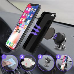 Сотовый телефон для мужчин онлайн-Hot Magnetic Car Mount Dashboard Cell Phone Stand  Rotation Little Man Shape Holder BX