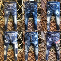 17f7546e665e0 Bermuda jeans marque italienne hommes 2019 nouvelle mode de haute qualité  concepteur de jeans classiques de la mode masculine de la mode des pantalons  jeans ...