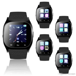 наручные часы для телефона Скидка M26 Bluetooth смарт наручные часы синхронизация телефона Mate для IOS для Android телефона Mate