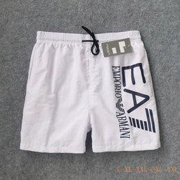 Canada Shorts décontractés et pantalons de plage à séchage rapide de la mode estivale pour hommes cheap travel trunks Offre