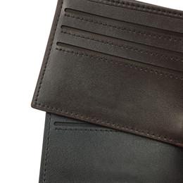 Итальянский стиль дизайнер мужской маленький кошелек известный мужской роскошный кошелек специальный материал из натуральной кожи короткий держатель кредитной карты оптовая цена с от