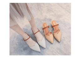 Женские босоножки оптом со скидкой, женские туфли на высоком каблуке, двухсторонняя посадка Классические туфли с острым носком Tan, бежевого цвета, размер 34-40 WSS005 supplier beige pointed heels от Поставщики бежевые каблуки