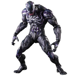 Venom Cosplay Theme Costume Смешные Хэллоуин и Рождество Theme Costume Designer Marvel Кинозвезды Косплей от