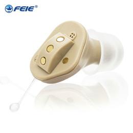 numérique gros marché en Chine matériel médical invisible réglable meilleur son rechargeable aides auditives S-51 ? partir de fabricateur
