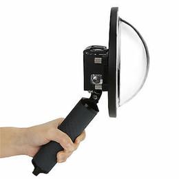 SHOOT 6 polegadas Dome Port Under Water Mergulho Camera Cover Case para Gopro Hero5 de Fornecedores de câmera de vídeo de lente remota