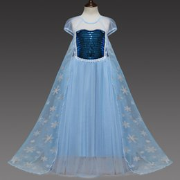 2019 masque spiderman iron man 2020 printemps et en été nouvelle performance robe de princesse de neige enfants fleur vêtements robe de mariée E200331