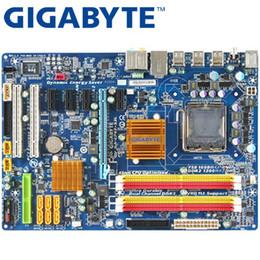 Canada GIGABYTE GA-EP43-S3L Carte mère de bureau P43 Socket LGA 775 pour Core 2 Pentium D DDR2 16G ATX Original utilisé Mainboard EP43-S3L cheap 775 atx motherboard Offre