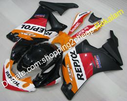 Corone di hrc online-Per Honda Respol Fairings kit CBR 250R MC41 CBR250R CBR250RR 2011 2012 2013 2014 CBR 250 HRC Carrozzeria (stampaggio a iniezione)