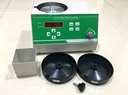 2019 medidor de luz sonora Contador automático de sementes automático Contador automático de sementes
