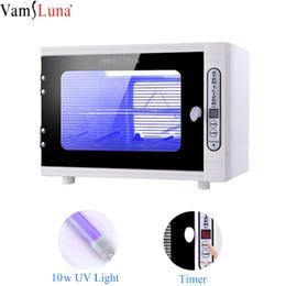 UV Sterilizatör Kutusu Nail Manikür Araçları Dezenfeksiyon Kabine Ozon Ultraviyole Zamanlayıcı Salon Diş Temizleyici 220V nereden