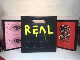 Portafogli di marca di nome online-2018 alta qualità borsa shopping bag di marca di marca borsa a tracolla moda borsa a mano consegna hands-free portafoglio (31x23x13) 409380