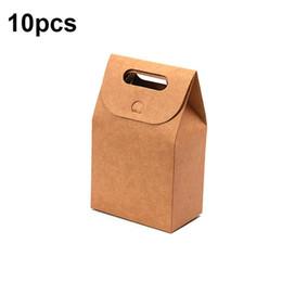 Argentina caja de dulces cinta kraft caja de regalo de Navidad almacenamiento de regalo de Navidad Amarillo #EW supplier yellow candy boxes Suministro