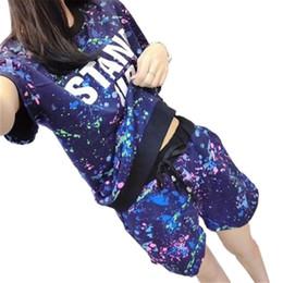 2019 pijamas de navidad de manga corta Pijamas Conjunto de pijamas para mujeres Pijamas de Navidad Pijamas de otoño para mujeres Camiseta de manga corta de algodón Tops Shorts Trajes Conjuntos de dos piezas pijamas de navidad de manga corta baratos