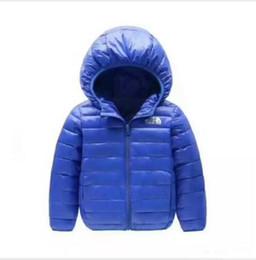 envío de la gota nuevo Bebé Chaquetas de Invierno Light Kids White Duck Down Coat Baby Jacket para Niñas Niños Parka Prendas de abrigo Sudaderas Puffer Coat desde fabricantes