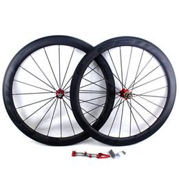Karbon fiber bisiklet yol tekerlekleri 50mm FFWD F5R BOB bazalt fren yüzey kattığı tübüler yol bisiklet yarış tekerlek jant genişliği 25mm UD mat nereden mavi bisiklet etiketleri tedarikçiler