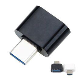 Cavo otg per iphone online-Convertitore USB-C Adattatore cavo USB di tipo C USB 3.0 C per Samsung S8 LG G6 OnePlus 3 Huawei P9 P10 PRO Mate9