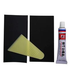 herramientas de masilla Rebajas Kit de reparación de raspaduras del auto Car Body Putty Scratch Filler Herramienta de reparación suave Cuidado del auto