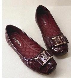 2020 la signora colora le scarpe Designer Classic Flats Donna mocassini da ballo Molti colori Taglia 35-42 Lady Summer Shoes 36-42 la signora colora le scarpe economici