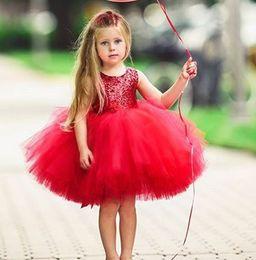 Filles Sequin Creux Out Tutu Gilet Robes 2018 Enfants Boutique Vêtements 1-5 T Petites Filles Sans Manches Robes De Fête Enfants Tutu ? partir de fabricateur