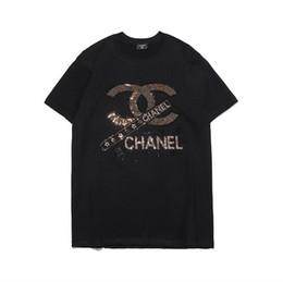 El más vendido Verano Más nuevo Moda Hip hop camiseta Para hombre de alta calidad logotipo de la caja Camiseta de impresión de taladro caliente para hombre diseñador camiseta desde fabricantes
