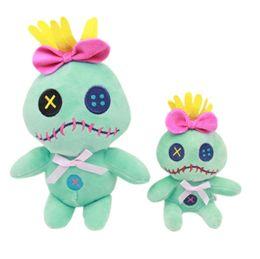 2019 bonecas pony girls 12 cm / 22 cm kawaii brinquedos de pelúcia boneca ponto de pelúcia macia bichos de pelúcia brinquedos para crianças presente de aniversário para crianças verde 2019