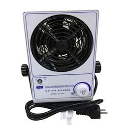 Venta al por mayor SL-001 Ventilador pequeño 220V ESD Ionizing Air Blower para eliminación de estática desde fabricantes