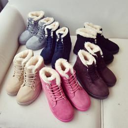 Tamanho maior, látex para mulheres on-line-2019 designer de moda outono e inverno novas botas martin botas de algodão das mulheres mais botas quentes de veludo tamanho grande US6-8.5, EUR36-40
