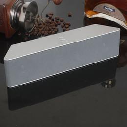 haut-parleur bluetooth haute puissance sans fil Promotion Mode sans fil Bluetooth haut-parleur extérieur subwoofer radio haute puissance Style classique Haute qualité avec différentes couleurs pour Samsung Galaxy