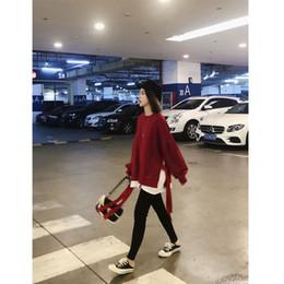 Love2019 Выкройка корейской шикарной повязки False Two Paper Ins Exceed Fire Hoodie. Woman Pp Home Легкая куртка с длинным рукавом от